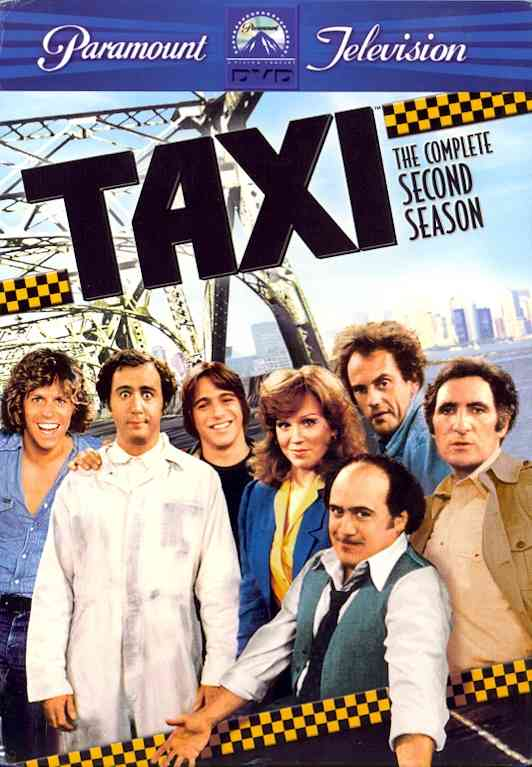 TAXI:COMPLETE SECOND SEASON BY TAXI (DVD)
