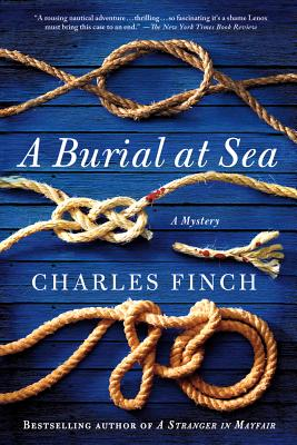 A Burial at Sea By Finch, Charles