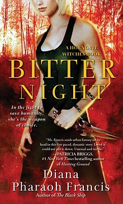 Bitter Night By Francis, Diana Pharaoh